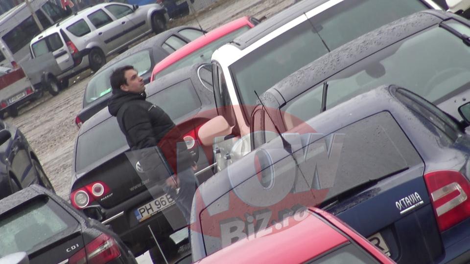 VIDEO | Alexandru Papadopol a avut parte de o surpriza in parcarea de la mall! Ce i s-a intamplat cu masina