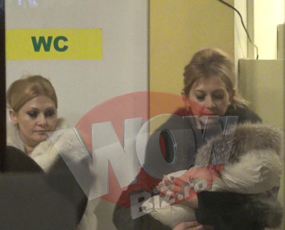 VIDEO EXCLUSIV! Momente de soc la petrecerea de botez a fetitei lui Salam! Jacqueline a fost dusa de urgenta la spital! Avem imagini exclusive cu bebelusa la camera de garda! Ce s-a intamplat?