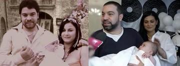FOTO | Cat de mult l-a schimbat celebritatea pe Salam! Ce botez simplu i-a facut lui Betty si in ce fite a crestinat-o pe Jacqueline! Fanica, imbracata modest, Roxana cu blana si Chanel pe ea. Vezi aici poze de la cele doua evenimente