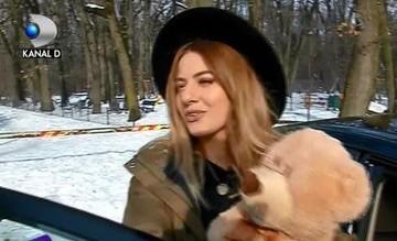 VIDEO Lidia Buble si-a luat masina! Vezi ce bolid si-a tras si cum a ajutat-o Razvan sa aiba curaj sa conduca prin Capitala