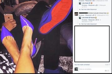 FOTO! Sunt doi dintre cei mai mediatizati prezentatori tv, dar fanii inca ii incurca! La o poza cu pantofii lui Razvan, postata de Lidia Buble, mai multi admiratori i s-au adresat lui Dani! Lidia a reactionat imediat!