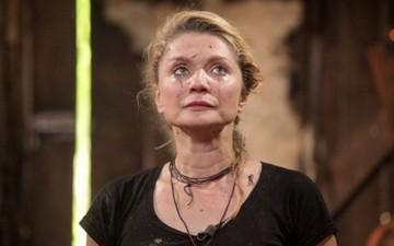 """Cristina Cioran a stat pe bara o saptamana: """"Asa ceva nu vreau sa mai traiesc!"""""""