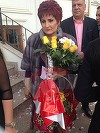 FOTO Mama Andreei Tonciu, trista ca i s-a maritat fata?! Uite ce abatuta este femeia! Intra sa vezi imaginea care spune o mie de cuvinte