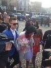 FOTO Incredibil! Nasul Andreei Tonciu, Laurentiu Reghecampf, a plecat la jumatatea cununiei! Afla ce s-a intamplat de si-a lasat finii singuri la Primarie