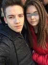 FOTO! Fratele lui Serban Huidu, aniversare romantica alaturi de iubita