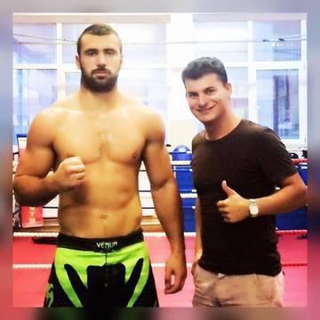 """WOW Ce tare! Asta este melodia lui Andrei Stoica, campion mondial la Kickbox! """"Vreau sa impartasesc ceva cu voi"""""""
