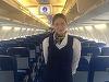 Stewardesa care l-a desfiintat pe Adrian Iovan salveaza cainii vagabonzi