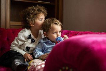 FOTO! Fiul Elenei Basescu seamana perfect cu fostul presedinte, iar fiica e bucatica rupta din tatal ei, Bogdan Ionescu! Vezi imagini cu cei doi copii superbi!