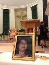 EXCLUSIV! Monica Gabor si-a uitat mama? Nu i-a organizat slujba pe 5 februarie, cand ar fi trebuit sa fie ziua Veronicai Bulai! Ne-a spus chiar o angajata a bisericii din Beverly Hills, unde modelul a facut pana acum parastasele mamei!