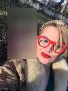 """Oana Lis si-a facut un selfie, dar prietenii virtuali au ras de ea: """"L-ai scos la pascut?"""" Uite ce a surprins in fundalul imaginii"""