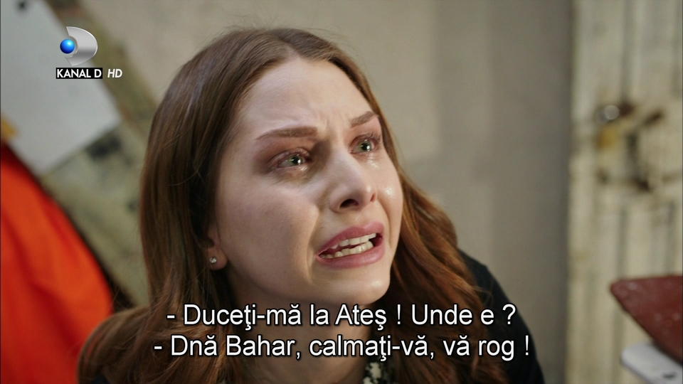 """INTERVIU EXCLUSIV! """"Bahar"""", primul interviu in Romania! Se iubeste actrita sau nu cu """"Ates"""" si in viata reala? Ne-a spus-o chiar ea! Ezgi Asaroglu dezvaluie si ce parere are despre Efsun! Nu ratati un nou episod din """"Bahar: Viata furata"""" azi, de la 20.00, la Kanal D"""