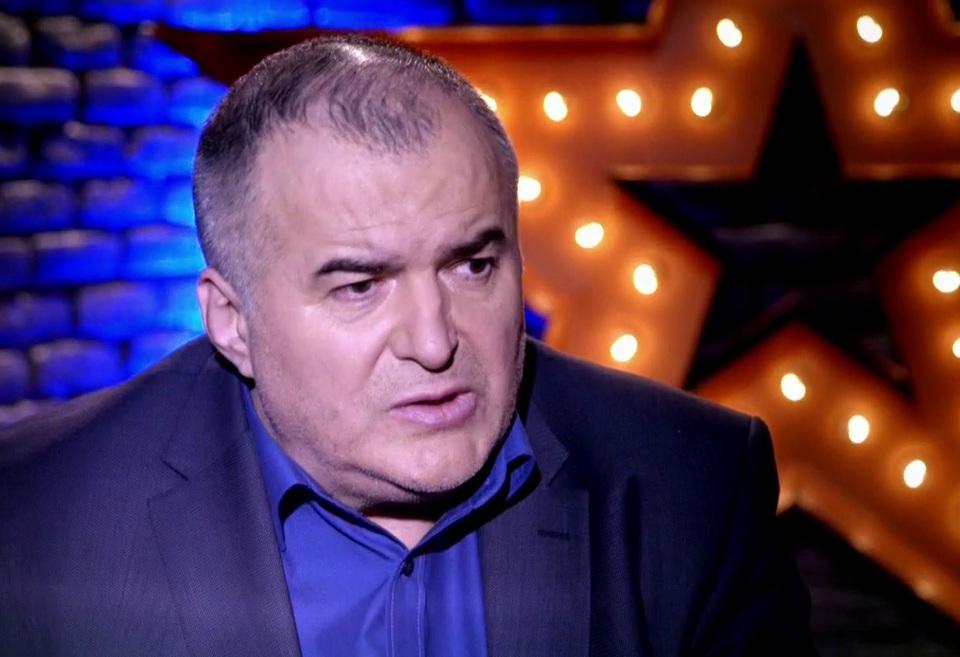 Florin Calinescu s-a enervat pe Raduleasca si s-a luat de Felix! Uite ce a spus despre austricul care se iubeste cu Mihaela!
