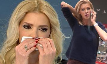 EXCLUSIV | Decizia luata cu ochii in lacrimi de Alina Vidican! Blondina s-a hotarat cat va sta in America, dupa ce a fost de acord sa divorteze de fostul sef de la Dinamo!