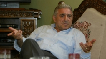 "Giovani Becali a plans o singura data in viata! Nu s-a intamplat cand a fost condamnat la inchisoare! ""Am plans, ce s-o mai dau la intors!"""