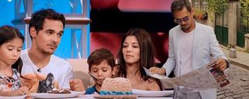 EXCLUSIV! Surpriza uriasa! Razvan Simion nu si-a vazut copiii de mai bine de o luna! Prezentatorul ii suna, dar destul de rar
