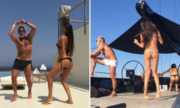 VIDEO Miliardarul dansator loveste din nou! Asta e cel mai nou videoclip al lui Gianluca Vacchi!