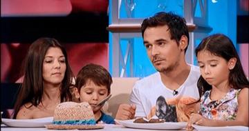 EXCLUSIV! Razvan Simion, in lacrimi! Ce i-au spus copiii la telefon de ziua lui! A fost cea mai mare surpriza pentru prezentatorul tv