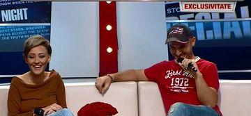 "VIDEO Nidia l-a confruntat pe Cristi Marin si a obtinut ce a vrut: barbatul i-a cerut scuze si a cerut-o de sotie! ""Facem o conventie si imi dai 100 de violuri pentru bani"""