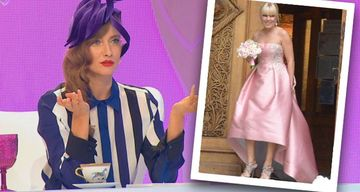 "FOTO & VIDEO EXCLUSIV! ""Elena Udrea a aratat fabulos in rochia roz! Si-a insusit oficial statutul de papusa ""Barbie iconica""! Iulia Albu taie in carne vie: a luat la analizat tinutele personajelor principale de la nunta lui Honorius Prigoana! Ce-a putut s"
