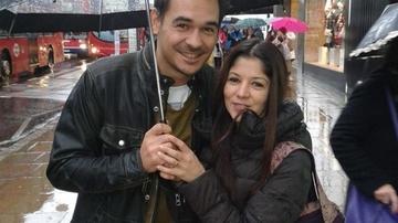 Razvan Simion si fosta sotie, impreuna de 1 Decembrie! Cum s-au distrat
