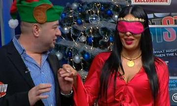 """""""Mos Leo"""" i-a facut Danei Criminala un cadou grandios! """"Printul Tiganilor"""" si-a pus toate rudele in cap! Darul de sute de mii de euro a lasat-o masca pe bruneta VIDEO"""