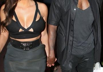 Kim Kardashian si Kanye West, in pragul divortului?! Vedeta e hotarata sa castige custodia celor doi copii