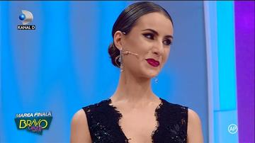 "Adevarul despre rochia pe care a purtat-o Andreea in finala de la ""Bravo, ai stil!"" Cand i-a spus povestea, concurenta a izbucnit in lacrimi"