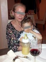 Ea este a doua sotie a lui Cristian Topescu! Fosta nevasta a celebrului comentator i-a daruit acestuia primul baiat, pe Cristi