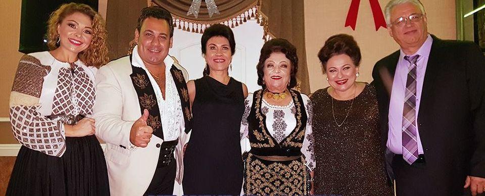 Maria Ciobanu a primit cel mai frumos cadou de Anul Nou! A petrecut Revelionul impreuna cu cei trei copii ai ei