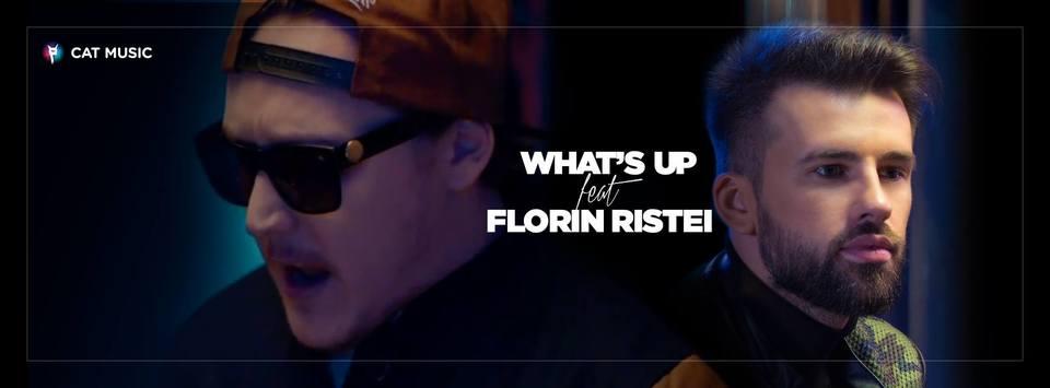 "What's Up are melodie noua cu Ristei: ""Facem ce vrem"""