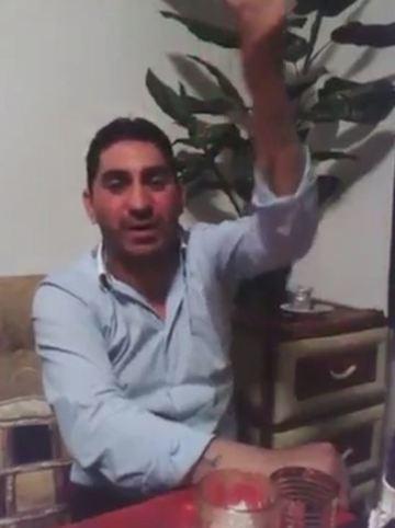 """Mihaita din Berceni a facut chef de ziua lui! """"Am invitati din Spania, din Curcania! Ohannis ne da bani cu sictirita"""" VIDEO"""