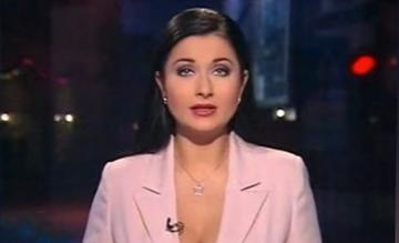 """Imagini de colectie cu Gabriela Cristea! Cum arata prezentatoarea de la """"Te vreau langa mine"""" la debutul in televiziune"""