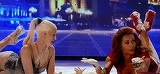 Va mai amintiti de dansatoarea care s-a tavalit prin faina cu Mihaela Radulescu? Ce face acum si pe cine a mai impresionat cu miscarile sale senzuale VIDEO