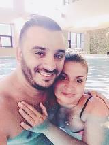 Sotia lui Liviu Guta, in costum de baie! Manelistul s-a laudat cu imaginea pe contul lui de socializare!