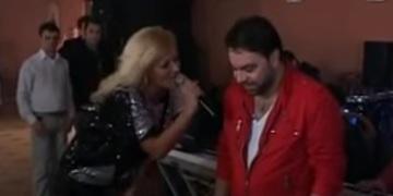 Nu crezi pana nu vezi! Delia si Florin Salam au cantat impreuna! Ce bine se misca Delia pe manele