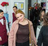 Cristina Cioran s-a intors in Capitala. Actrita a dat Snagovul pe Bucuresti!