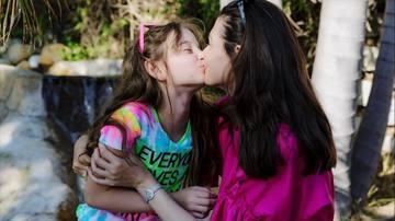 Monica Gabor, mandra foc de fetita ei! Vezi cum a detonat internetul Irina Columbeanu la doar 10 ani
