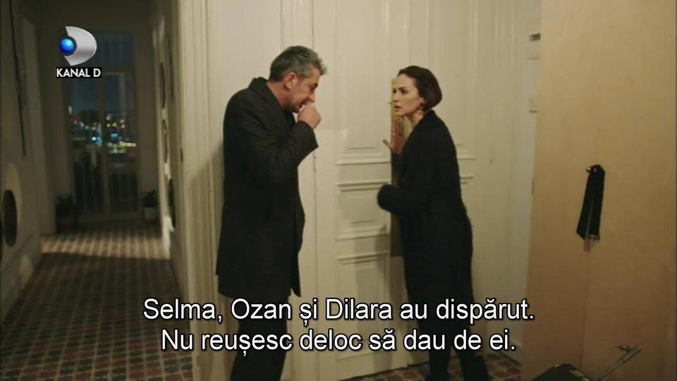 """Ozan trece prin momente cumplite! Tanarul isi reneaga mama, desi stie despre starea ei critica! Afla ce se va intampla cu Dilara si ce va face Ozan in privinta familiei sale, in aceasta seara, de la ora 20.00, la Kanal D, in """"Furtuna pe Bosfor"""""""