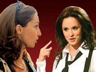 """Mihaela Radulescu si Andreea Marin, primul scandal din culisele emisiunii la care lucreaza impreuna! """"Diva de la Monaco"""" a primit ultimatum de la sefi, dupa ce a atacat-o indirect pe """"Zana"""""""