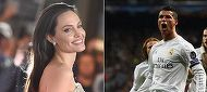Brad Pitt va fi GELOS cand va auzi asta: Angelina Jolie si Cristiano Ronaldo vor juca impreuna intr-un film!