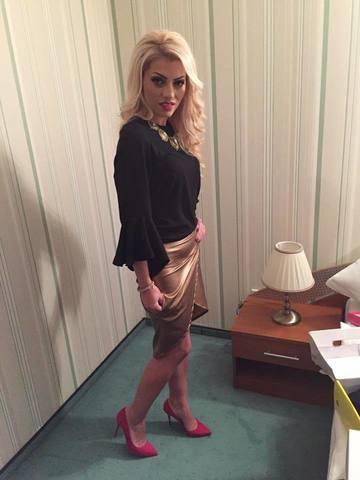 Nicoleta Guta a slabit si arata intr-un mare fel! Ultima imagine postata de fiica lui Nicolae Guta