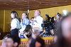 Nasul Paszkany a aplaudat-o minute in sir pe Andra, aseara, la Sala Palatului!  Partenera lui a fost emotionata pana la lacrimi – Foto!