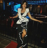 Prima aparitie in rochie de seara a actritei Edith Gonzales, de cand a fost diagnosticata cu cancer. Ce au observat fanii pe trupul ei?