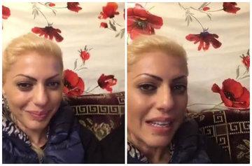 Nicoleta Guta a smuls o lacrima de la toti cu imaginile astea! Ce s-a intamplat aseara, acasa la mama ei?