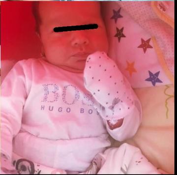 """Primele imagini cu bebelusul """"Braziliencei"""" lui Nutu Camataru! Focoasa bruneta a nascut in urma cu o luna un baietel de nota 10! EXCLUSIV"""