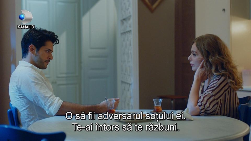 "Kemal se intoarce dornic sa se razbune pe Nihan! Ce se va intampla azi in ""Dragoste infinita"" le va da vietile tuturor peste cap! Nu rata serialul fenomen de la ora 20.00, la Kanal D"