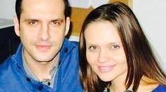 "Madalin Ionescu si Cristina Siscanu, prima fotografie impreuna! ""Nici nu indrazneam sa ii spun ca sunt indragostit de ea"""
