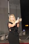 Cristina Cioran s-a ingrasat cateva kilograme! S-a vazut perfect la Premiile Gopo! FOTO EXCLUSIV!