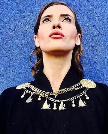 Iulia Albu, mai excentrică ca niciodată! A pozat GOALĂ şi a făcut publică imaginea HOT