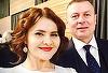 """Ce spune Niculina Stoican despre sotul ei, eliberat din inchisoare: """"Tot ce isi doreşte este sa ma vada fericita si-n lume cea mai iubita!"""""""